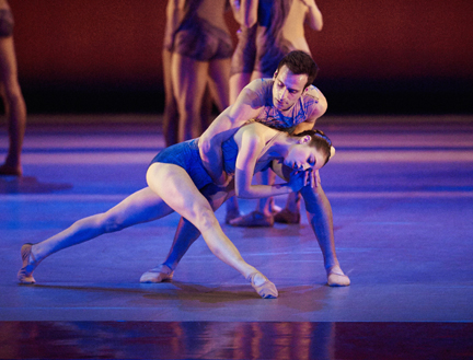 Les Grands Ballets Canadiens (Kravetz Photographics)