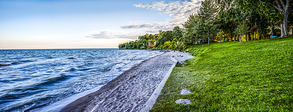 Lakeview Park – photo © 2014 by Martha Weber & Andris Piebalgs.