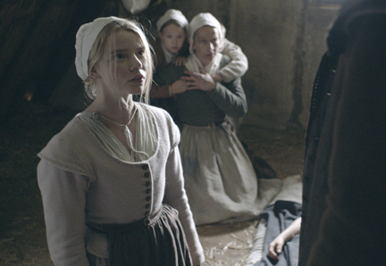 "Scene from ""The Witch"" (courtesy of Elevation Pictures)."